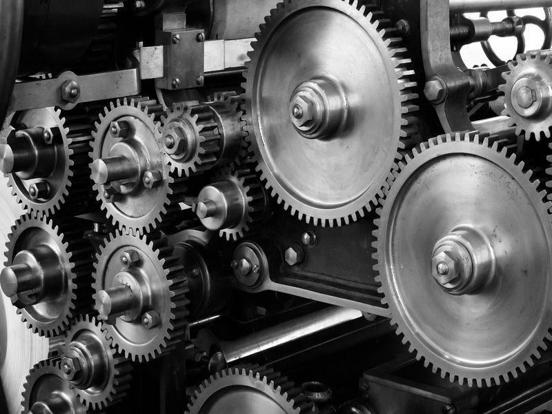 Nowe i używane maszyny poligraficzne